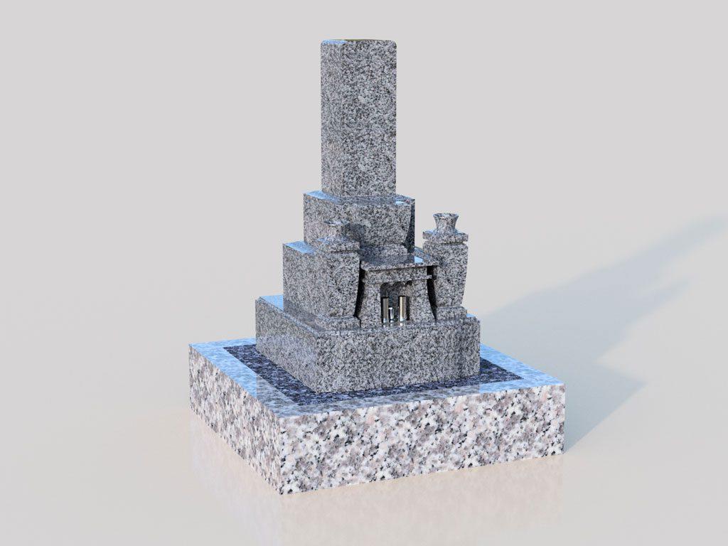 墓石カラーイメージ図