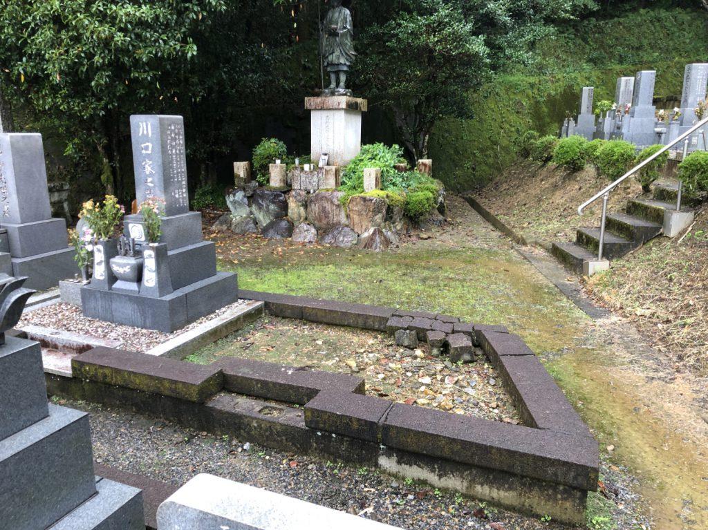 お客様墓地